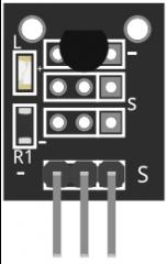 KY-001 Fritzing custom part image