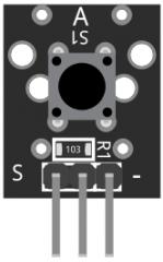 KY-004 Fritzing custom part image