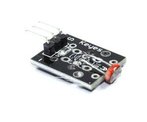 KY-018 Photoresistor Module