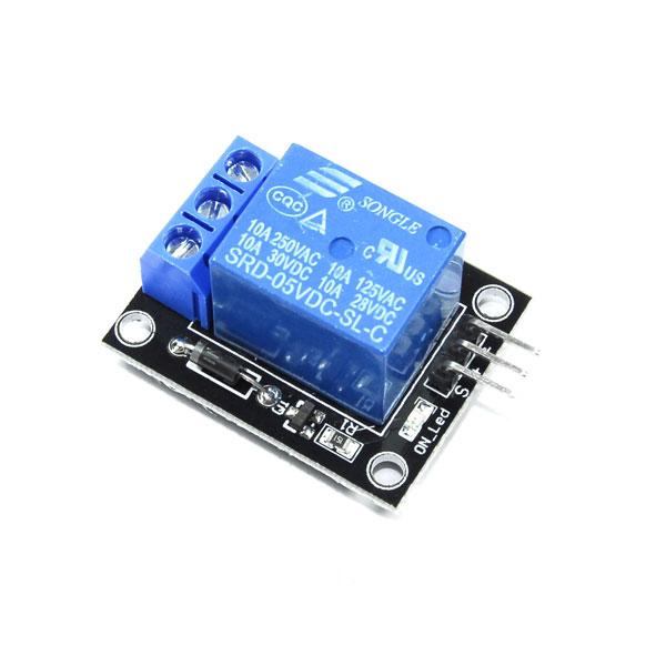 KY-019 5V Relay Module - ArduinoModulesInfo