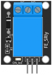 KY-019 relay Frtizting part image