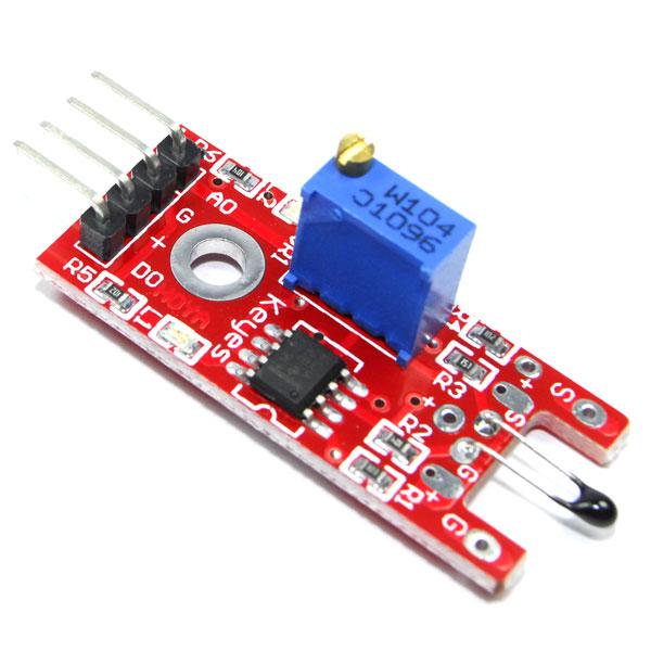 KY-028 Digital Temperature Sensor Module - ArduinoModulesInfo on