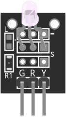 KY-011 Fritzing custom part image
