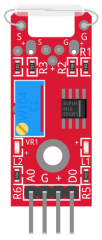 KY-025 reed switch module fritzing part